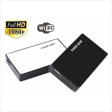★ H.264 1080P Wifi Real Power Bank Camera (WIP-32B)