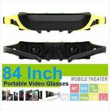 ★ 84 inch HD Virtual Video Glasses With IPD Adjustment (WSG-10)�