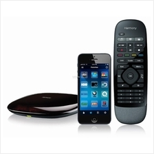Logitech Harmony Hub with Smartphone App and Simple Remote