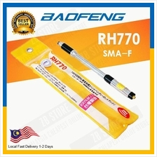 Baofeng RH770 Dual Band 144/430MHz High Gain SMA-Female Telescopic