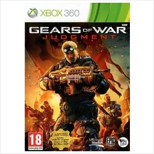 Gears of War Judgement Xbox360