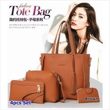 New Trend 4pcs Fashion Women Tote Bags Ladies Handbags Shoulder Bag)