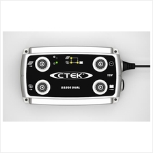 CTEK D250S DUAL BATTERY CHARGER DC TO DC MPPT SOLAR 12V OUTDOOR CHARGE