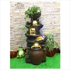 LARGE WATER FOUNTAIN HEIGHT FENG SHUI HOME DECORATION JX8275