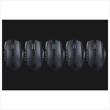GENUINE RAZER NAGA EPIC CHROMA  8200DPI Laser USB Black Genuine New