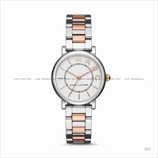 MARC BY MARC JACOBS MJ3553 Classic 3-hand SS Bracelet Two-tone