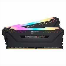 # CORSAIR VENGEANCE RGB PRO 16GB (2x8GB) DDR4 4000MHz Memory Kit #