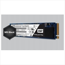 # Western Digital BLACK PCIE M.2 NVMe SSD # 256GB | 512GB
