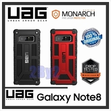 ORIGINAL URBAN ARMOR GEAR UAG MONARCH GALAXY NOTE 8 CASE COVER