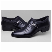 [MS 038] Men Leather Formal Shoe Office Shoes Work CEO Manager Boss St