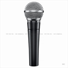 SHURE SM58 vocal microphone handheld cardioid dynamic rugged live