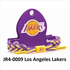 RASTACLAT SLOELACE BRACELET NBA LA Lakers Los Angeles basketball ungu