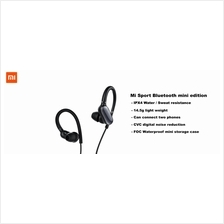 XIAOMI Mi Sport Bluetooth Mini Edition Stereo Earphones Headset