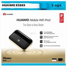 Huawei e5885 E5885Ls-93a Mobile WiFi Pro 2 4G 300Mbps Direct Sim 25hr