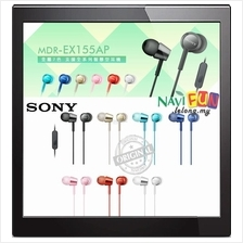 ★ SONY (ORI) EX155AP In-Ear Headphones
