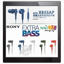 ★ SONY (ORI) XB55AP EXTRA BASS™ In-Ear Headphones