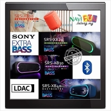 ★ SONY EXTRA BASS™ Portable Speakers XB10 / 20 / 30 /40