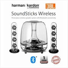 Harman Kardon JBL SoundSticks 2.1 Wireless Bluetooth Speaker Subwoofer