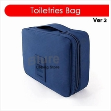 Travel Wash Bag Toiletries Cosmetic Make Up Pouch Organizer