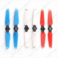 DJI Spark Quick Release Folding Propellers Colorful 4730F Foldable