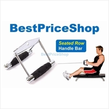 Gym Tools - Close Grip Triangle Seated Row Handle Chinning Bar Muscle