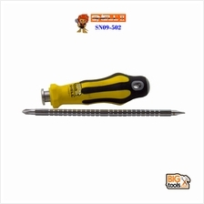 SNELL 2 Way Adjustable 3-5 Inch Screwdriver SN09-502