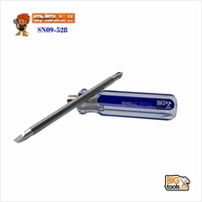 SNELL150MM 6in PH2/6.0mm 2-Way Crystal Handle Screwdriver SN09-528