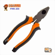 SNELL 150mm Combination Pliers Comfort Grip SN01-233