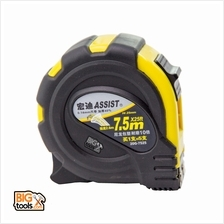 ASSIST Measuring Tape 7.5m/25ft * 0.14mm Thickness