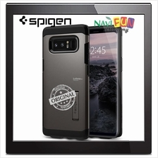 ★ Spigen (ORI) Tough Armor Military Stand case Note 8