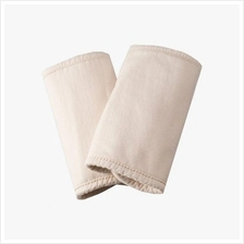 Ergobaby 360 Organic Drool Pads: Natural (Ready Stock)