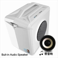 M-ATX Desktop Casing Built-in Audio Speaker