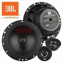 "JBL STAGE 600C 6.5"" 150 Watts Car Audio Split Component Speaker Set"