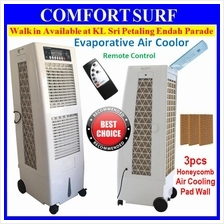 MaxCool Evaporative Swamp Air Cooler Honeycomb Ionizer Cooling Fan
