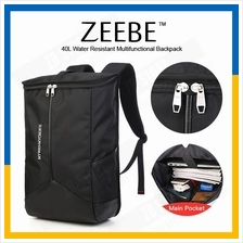 ZEEBE Authentics Korean Water Resistant Multifunctional Backpack KK06