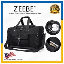 ZEEBE Authentics Korean Large Luggage Shoulder Travel Bag KK55007