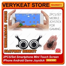 2PCS/Set Smartphone Mini Touch Screen iPhone Android Game Joystick