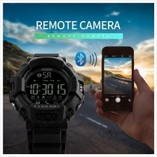 SKMEI 1249 Smart Watches Pedometer Waterproof Digital Call Reminder