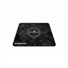 # SteelSeries QcK+ CS:GO CAMO Edition Gaming Mouse Pad #