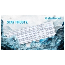 # SteelSeries Apex M260 Frost Blue Keyboard # 2 Kailh Switches Avlb.