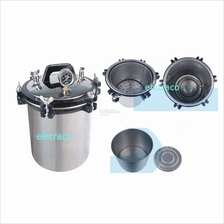 Autoclave, Stainless Steel, 18L