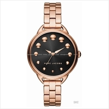 MARC BY MARC JACOBS MJ3495 Betty 3-hand Dome Index Bracelet Rose Gold