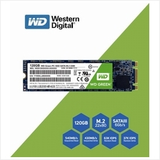 WD Western Digital 120GB / 240GB SSD Green PC M.2 2280 SATA