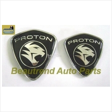 Waja Front And Rear Emblem Black Original