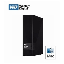 WD Western Digital 8TB External Storage Hard Drive 3.5' My Book MAC