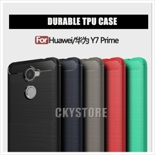 HUAWEI Y7 PRIME Durable Full Protection FIBER TPU Case