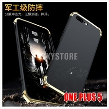 ONE PLUS 5 FIVE FLE ANTIDROP Full Protection PC HARD BACK Case