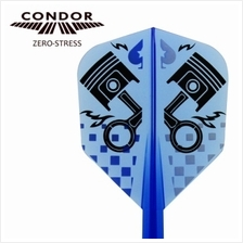 CONDOR FLIGHT ZERO STRESS - PISTON BLUE - SIZE S [SHAPE]