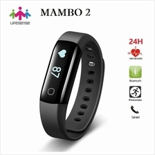 Lifesense Mambo2 24Hours Heart Rate Monitor Waterproof Smart Band