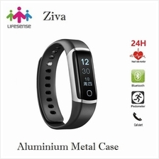 Lifesense Ziva 24Hours Heart Rate Monitoring Waterproof Smart band